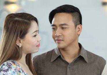 Thanh Duy được 'Bà xã' Kha Ly động viên khi đóng vai ác