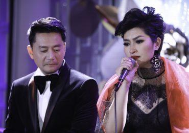 Trương Minh Cường tái xuất, làm 'bạn đời' Nguyễn Hồng Nhung