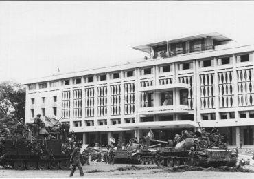 Ký ức về buổi chiều ngày 30/4/1975 lịch sử trong Dinh Độc Lập