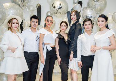 Dàn sao Việt diện váy áo lộng lẫy, đến chúc mừng cho NTK Cường Bely