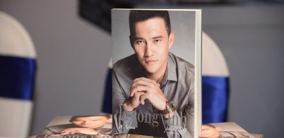 Công Vinh: 'Thủy Tiên khuyên tôi viết tự truyện để làm từ thiện'