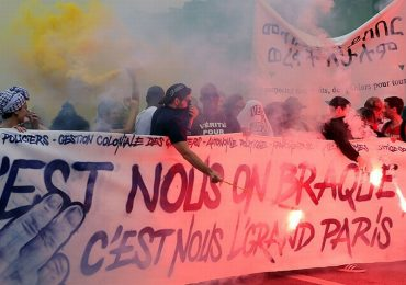 Hàng nghìn người Pháp biểu tình phản đối cải cách của TT Macron