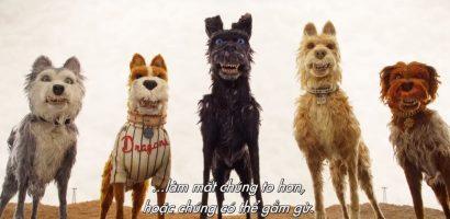 Hé lộ hậu trường kỳ công của phim 'Đảo của những chú chó'
