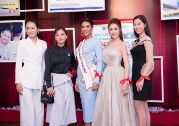 Thư Dung cùng Hoa hậu H'Hen Niê chung tay vì cộng đồng