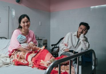 Vợ chồng Hứa Minh Đạt – Lâm Vỹ Dạ sánh đôi trong phim mới