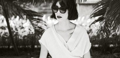 Người mẫu Xuân Lan tái xuất lạnh lùng trong bộ ảnh streetstyle ngẫu hứng