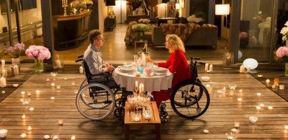 'Lăn' đến bên em: Đâu là cảm hứng cho ý tưởng về một chuyện tình xe lăn?