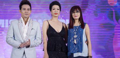 Nguyên Vũ, Trịnh Kim Chi và Hiền Mai làm giám khảo, chấm thi nhan sắc