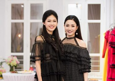 So kè độ quyến rũ của các cặp chị em Hoa hậu – Á hậu showbiz Việt