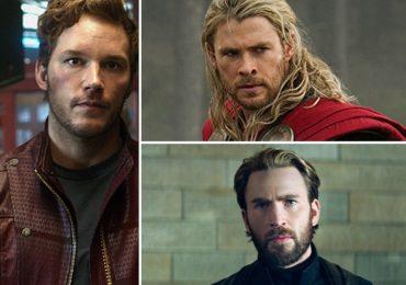 3 chàng Chris của Marvel: Vẻ đẹp 'soái ca' cùng sự nghiệp tỏa sáng
