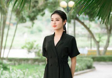 Á hậu Huyền My từng có ý định rút lui khỏi đêm chung kết Hoa hậu VN