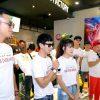 Lý Hải, Kiều Minh Tuấn, Huy Khánh 'chạy đôn, chạy đáo' giao lưu khán giả