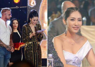 Kim Nguyên, Đặng Thu Thảo ngồi 'ghế nóng' cuộc thi thể hình