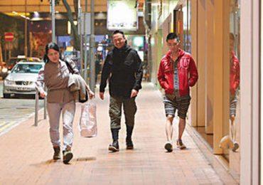 Sao nam Hồng Kông chẳng ngại công khai 'bồ' đồng tính