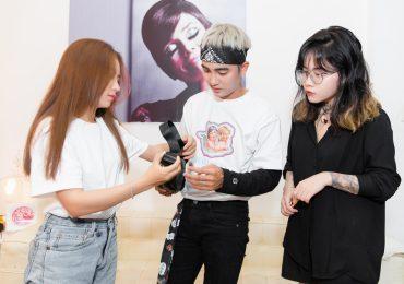 Ca sĩ Đạt G lấn sân làng thời trang với tư cách nhà thiết kế trẻ