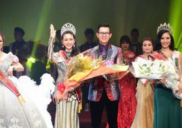 NTK Võ Nhật Phượng đoạt giải 'Hoa hậu Doanh nhân Thái Bình Dương 2018'