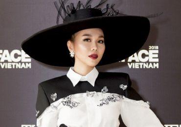Mentor cuối cùng của The Face 2018 chính là siêu mẫu Thanh Hằng
