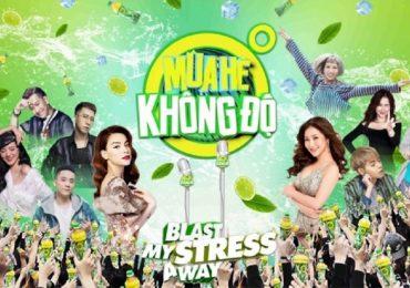 Sẽ tái hiện lễ hội té nước Thái Lan tại chương trình 'Mùa hè không độ 2018'
