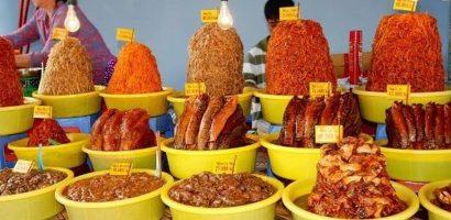 8 loại mắm độc đáo chỉ có ở Việt Nam