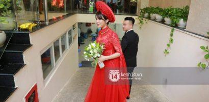 Diệp Lâm Anh phải đi cửa phụ vào nhà chồng vì có bầu trước hôn nhân?