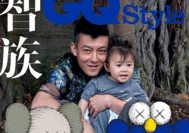 Trần Quán Hy: Từ gã hư hỏng thành ông bố chu đáo