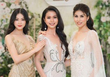 Top 3 'Hoa hậu Biển Việt Nam Toàn cầu 2018' khoe sắc rạng rỡ sau đăng quang