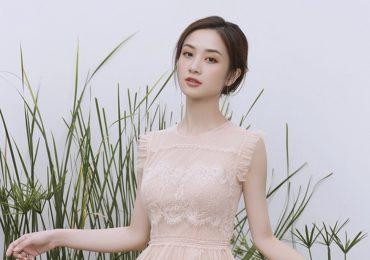 Jun Vũ khoe vẻ đẹp mong manh với váy ren