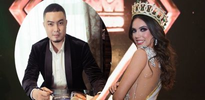 Nhà thiết kế Đức Vincie chọn cô gái 22 tuổi đăng quang Miss Grand Mexico 2018