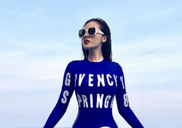 Hoa hậu Kỳ Duyên khoe vóc dáng bốc lửa với bikini hàng hiệu
