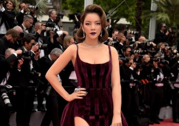 Lý Nhã Kỳ tiếp tục mang hơi thở thời trang Việt đến thảm đỏ Cannes 2018