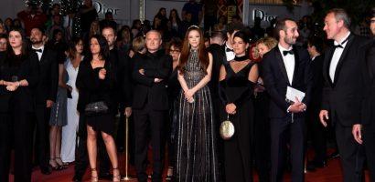 Lý Nhã Kỳ cùng ekip 'Angel Face' nhận được sự quan tâm đặc biệt tại LHP Cannes