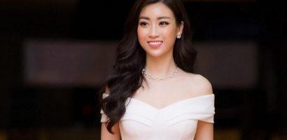 Hoa hậu Mỹ Linh nhận giải 'Nghệ sĩ Nhân ái' của năm 2018