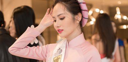 Diệu Linh liên tục được chú ý tại 'Miss Tourism Queen International 2018'