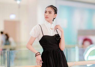 Trương Thị May được mời diễn vedette show thời trang tại Pháp