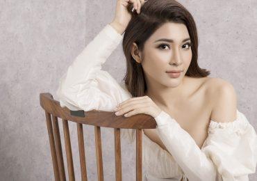 Á hậu Yan My dẫn đầu xu thời trang đậm chất cổ điển