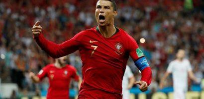 Ronaldo lập hat-trick, Bồ Đào Nha hòa Tây Ban Nha 3 – 3