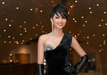 Hoa hậu H'hen Niê bất ngờ thay đổi kiểu tóc và phong cách mới