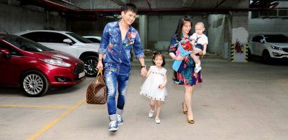 Ca sĩ Lâm Hùng chi tiền tỉ mua nhà trung tâm Sài Gòn tặng vợ