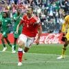 Lập cú đúp, cựu cầu thủ Real Madrid đi vào lịch sử World Cup