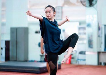 Kaity Nguyễn chính thức trở lại màn ảnh rộng với ballet và kungfu