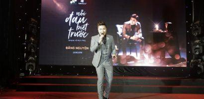 Ca sĩ Đăng Nguyên chính thức giới thiệu MV 'Nỗi đau biết trước'