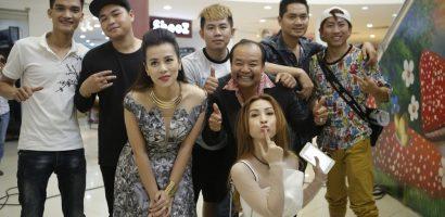 Dàn 'Giang hồ chợ mới' tham gia phim 'Lộ mặt'