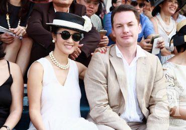 Ca sĩ Hồng Nhung tuyên bố đổ vỡ hôn nhân với chồng Tây kém tuổi