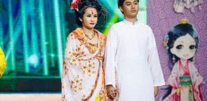 Sau nhiều nỗ lực, Sơn Ca – Bảo Chu giành Á quân 'Cặp đôi hài hước 2018'