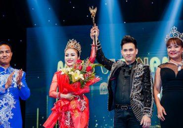 Trương Nhân xuất sắc lên ngôi 'Hoa hậu Thế giới Doanh nhân 2018'