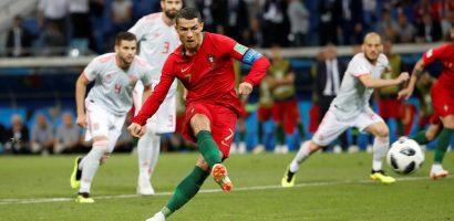 Tuyệt vời, Cristiano Ronaldo!