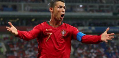Bồ Đào Nha hòa Tây Ban Nha kịch tính: Cả thế giới gọi tên Ronaldo