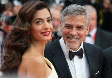 George Clooney dọa kiện tờ báo Pháp vì chụp hình cặp song sinh