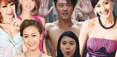 Tài tử TVB đổ vỡ hôn nhân vì ngoại tình với nhiều người đẹp