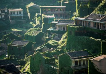Ngôi làng bị lãng quên thành điểm hút khách tại Trung Quốc